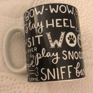 Other - New with sticker dog lovers mug